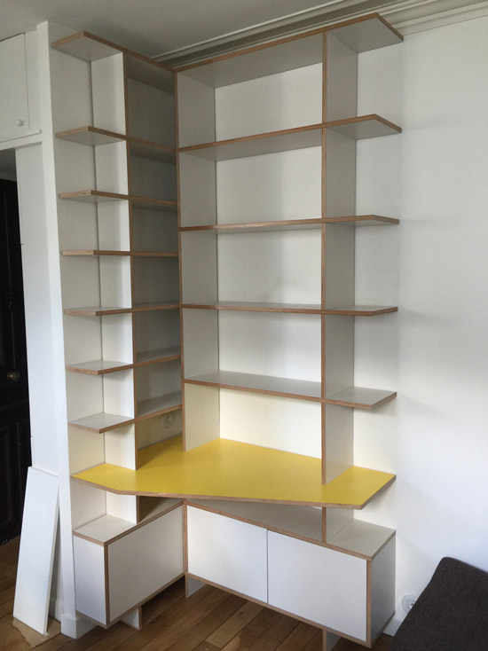 4/ Mobilier